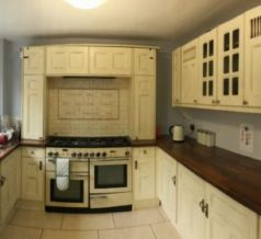 Willow Lodge kitchen